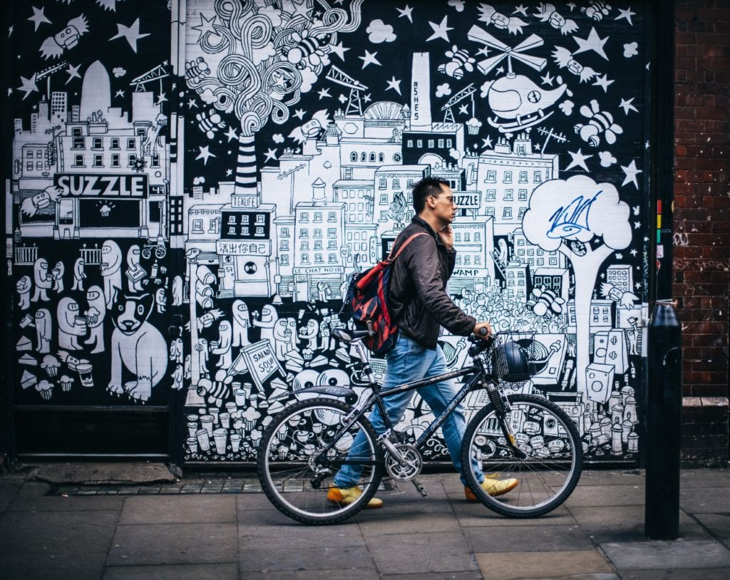 myths about biking to work