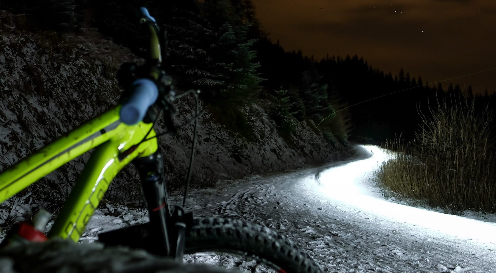 tips for biking at night