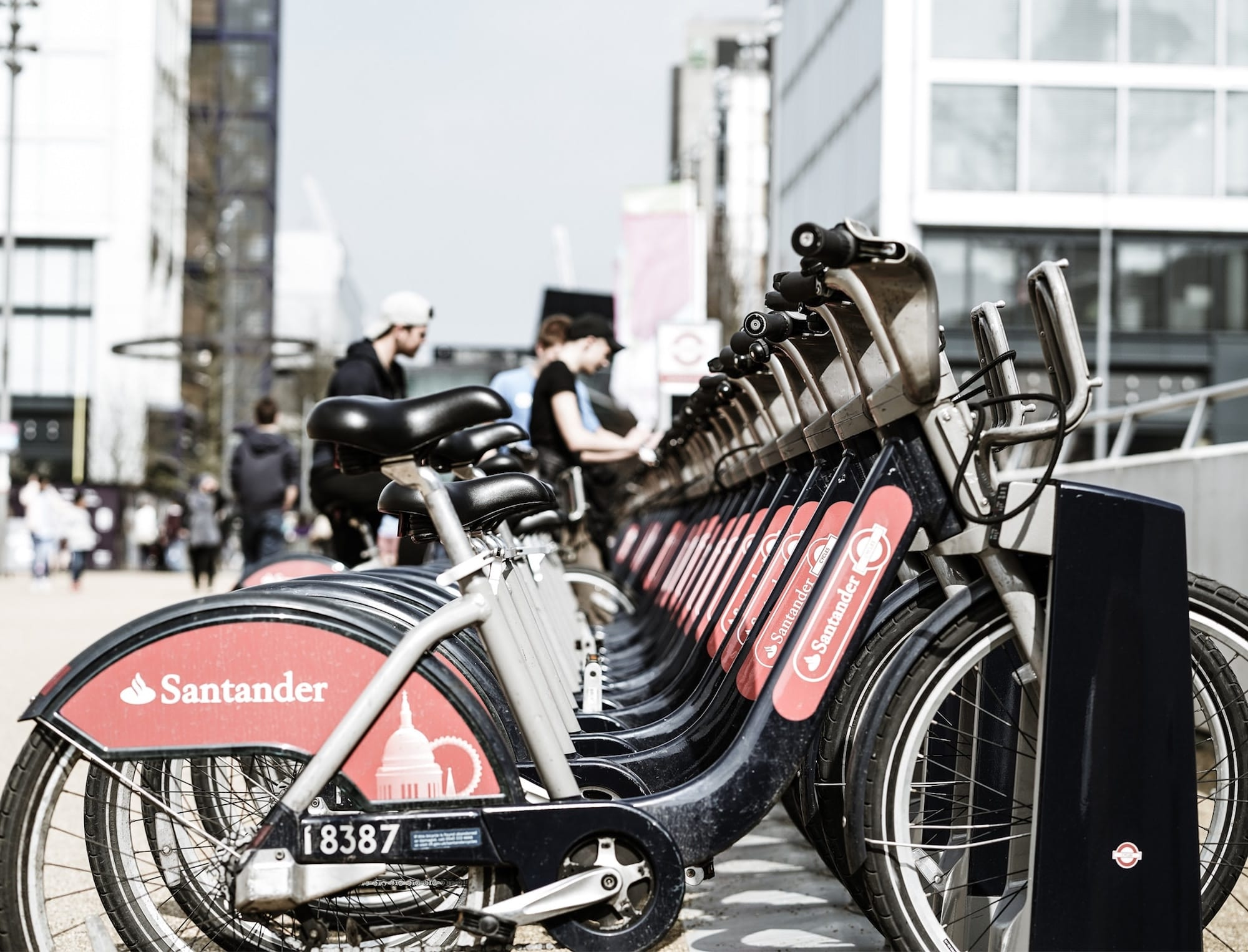 survive city in a bikeshare