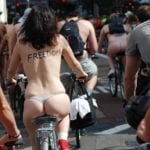 weirdest biking events