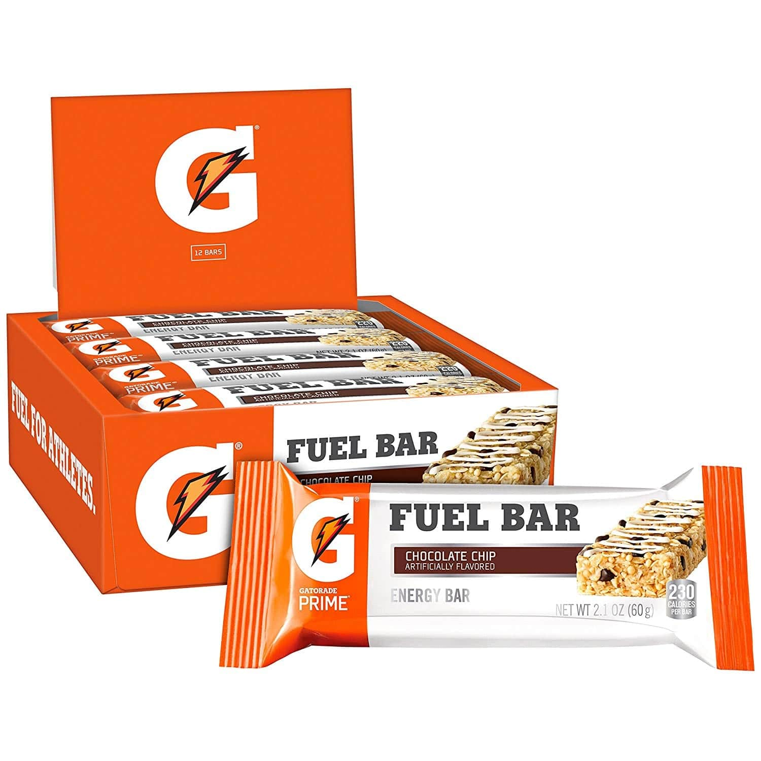 Gatorade Prime Fuel Bar