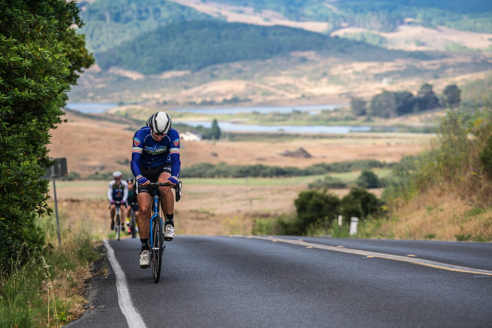 how to get faster on bike techniques