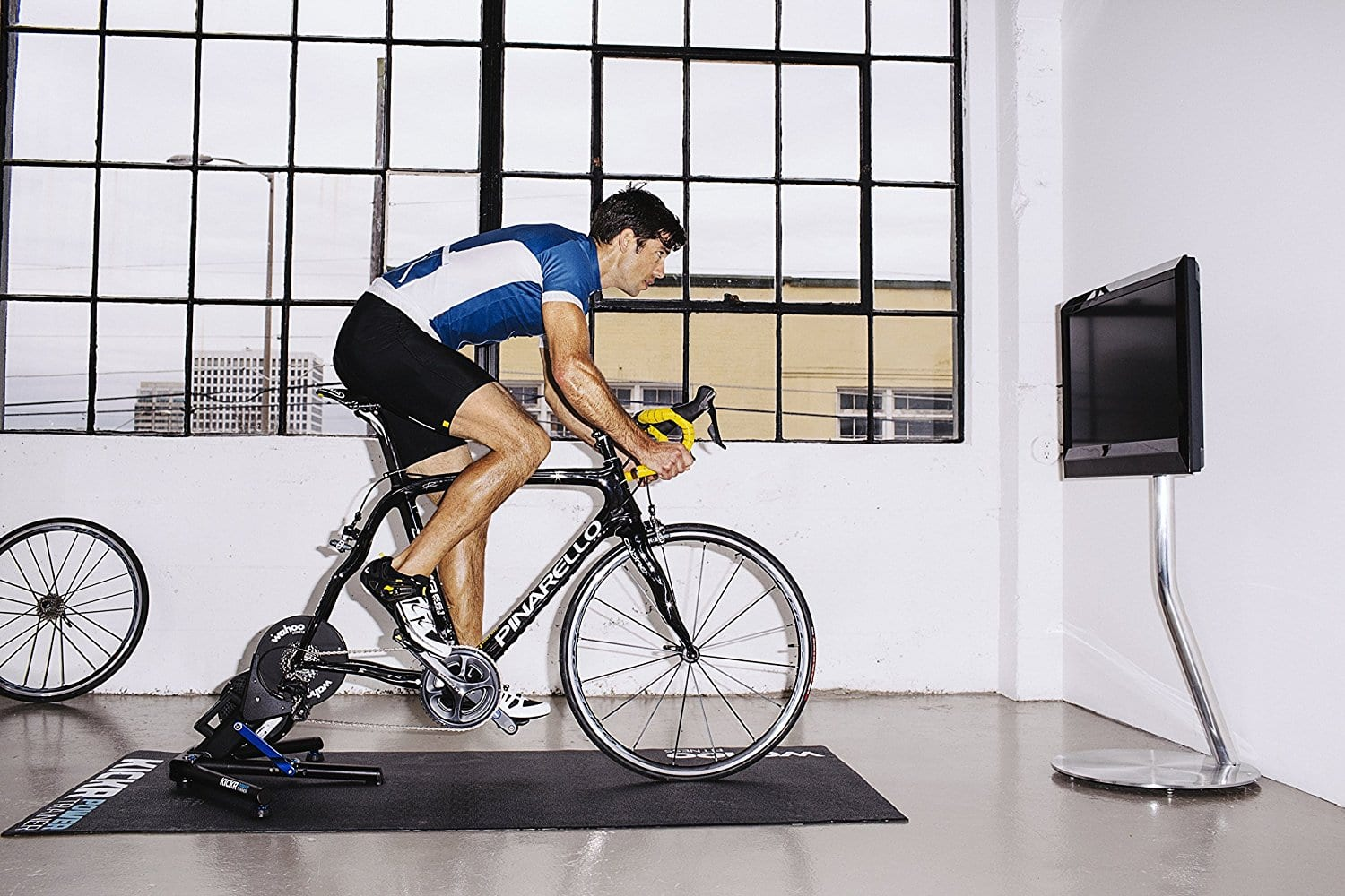 beginner indoor bike trainer