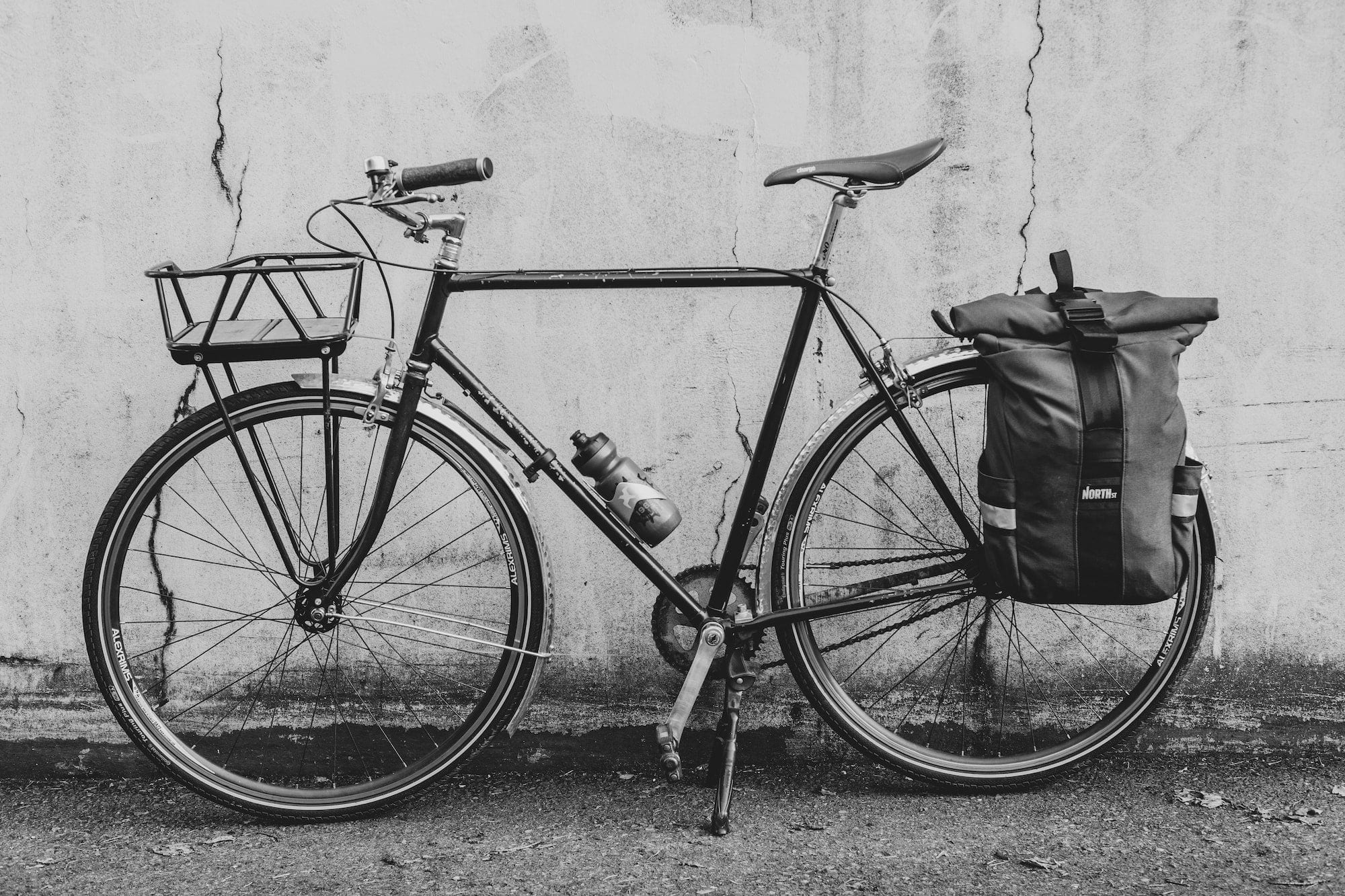 choose bike panniers