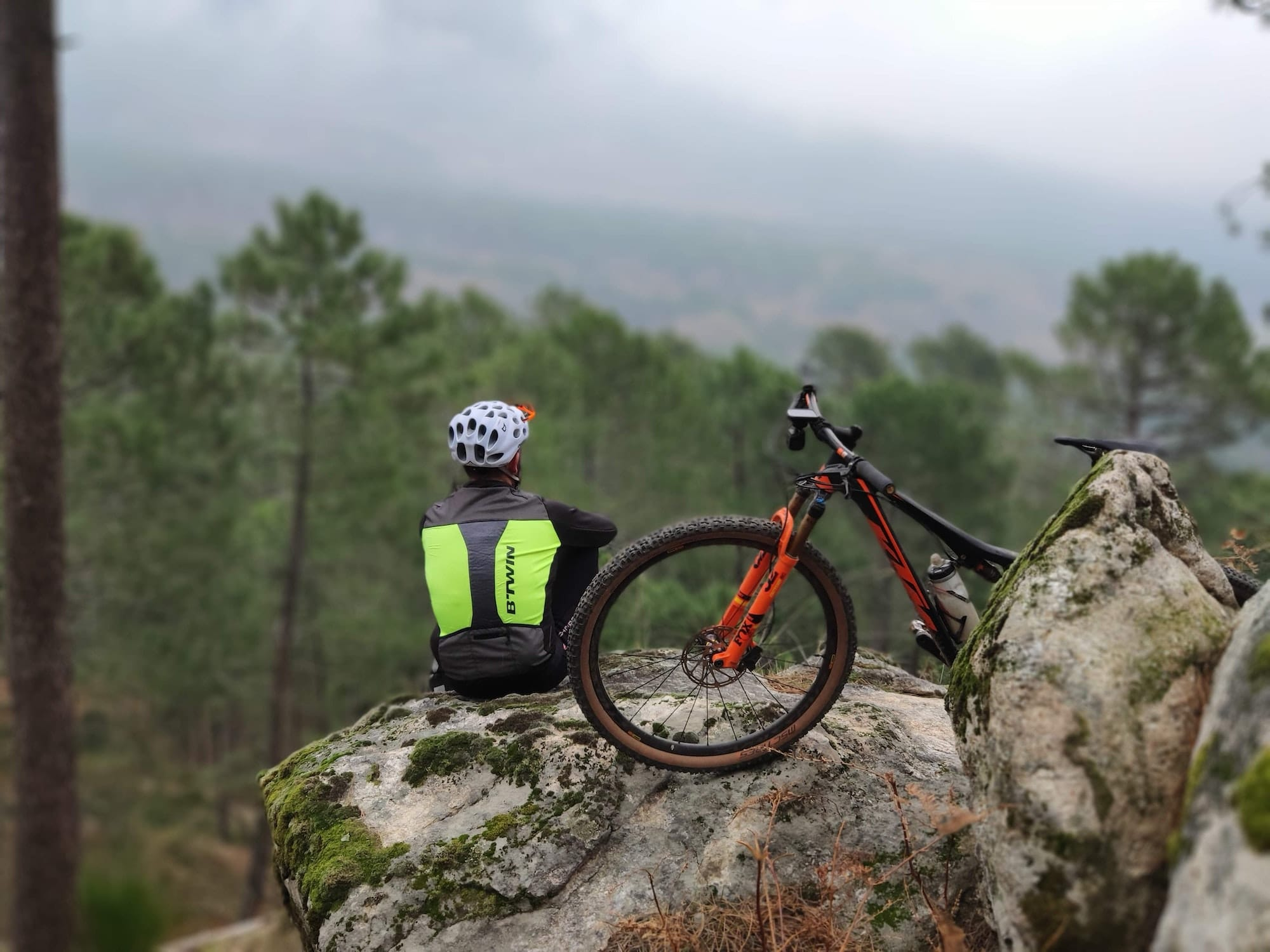 essential items for mountain bikers