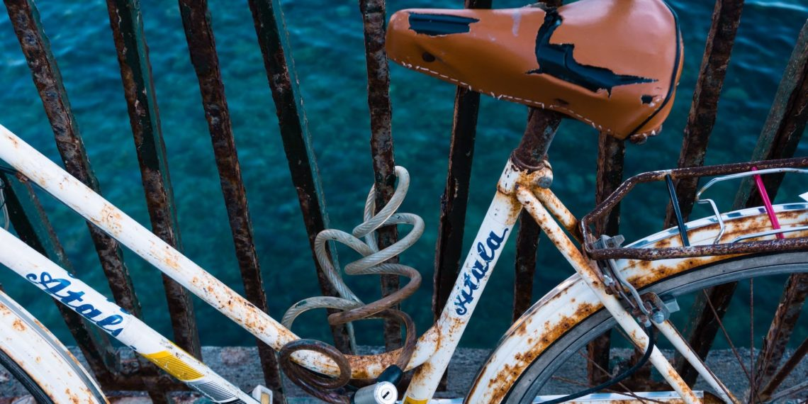 How to Get Rust off a Bike