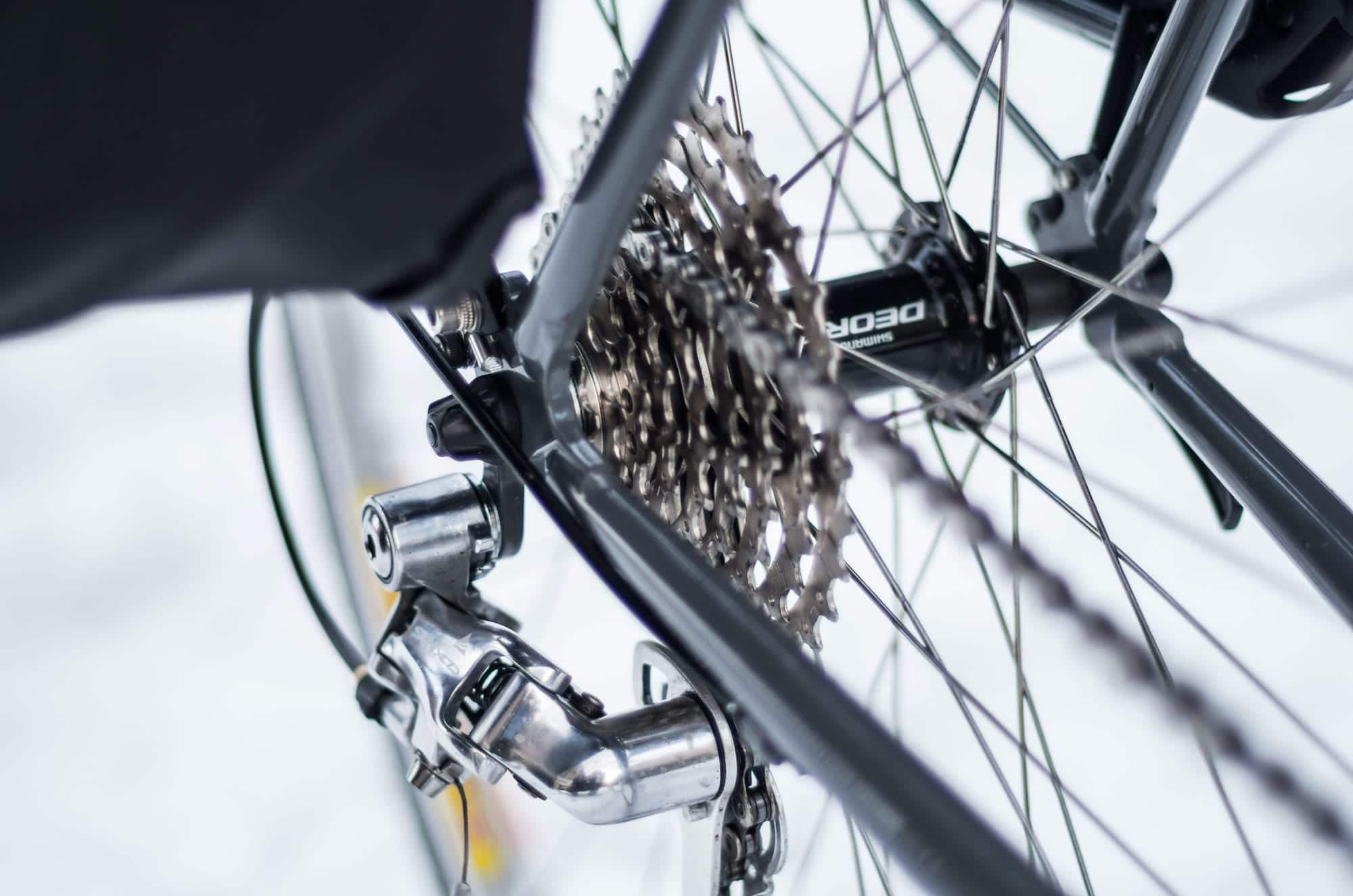 tips on how to fix bike gears