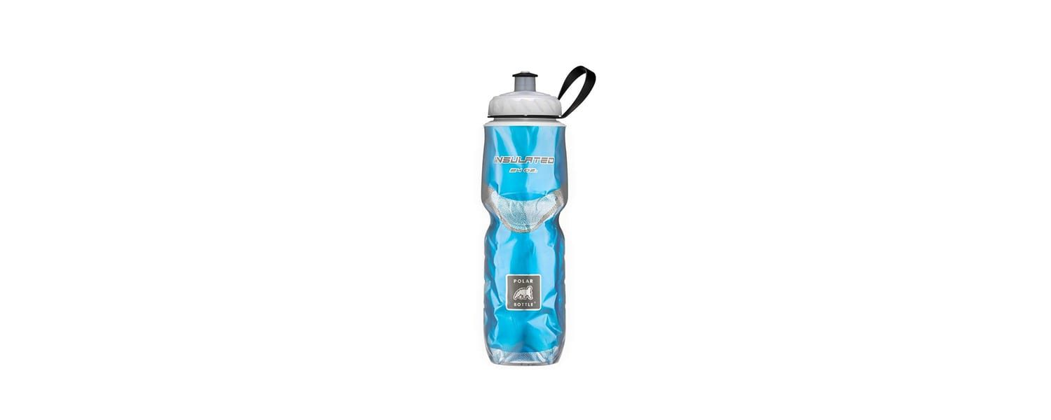 24oz Polar Bottle Insulated Water Bottle