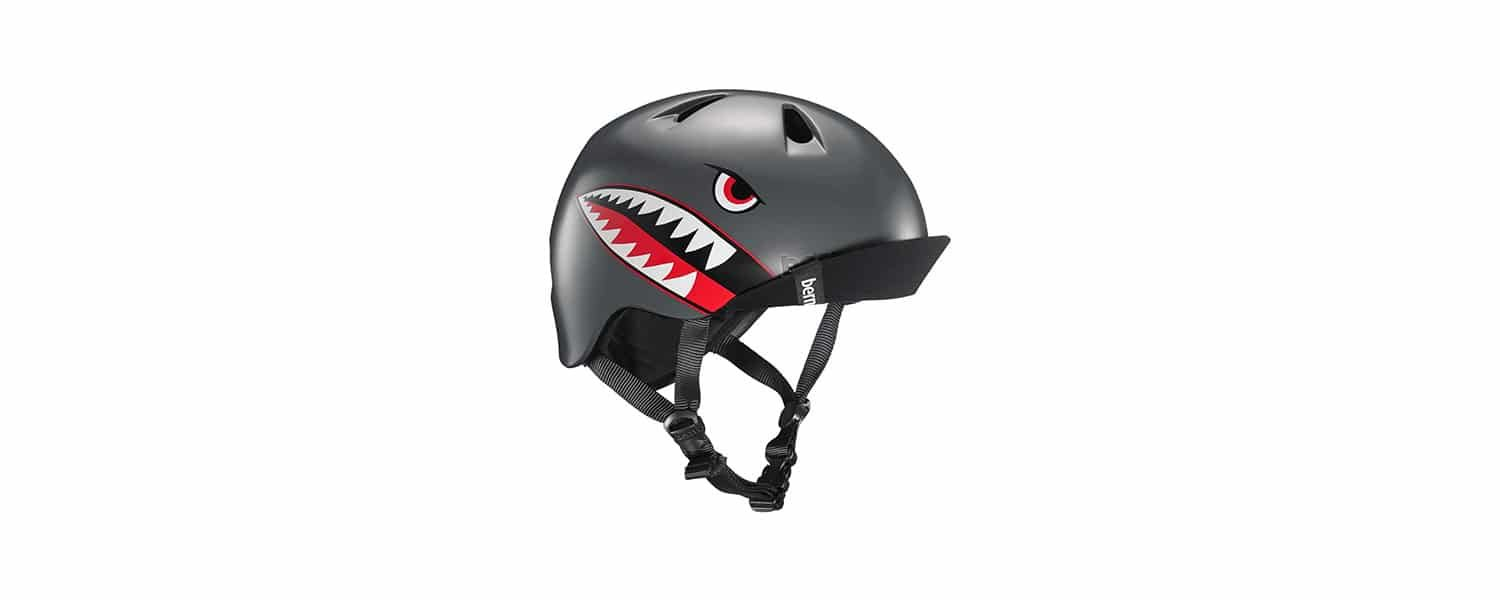 Bern Unlimited Jr. Nino Summer Bike Helmet