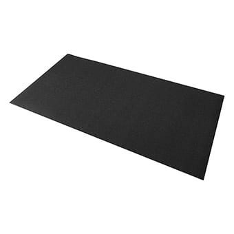 Cycling Deal Bike Trainer Floor Mat - feature