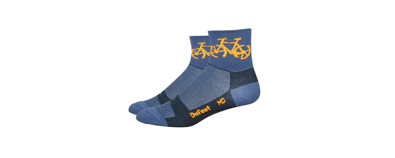 DeFeet Biking Socks