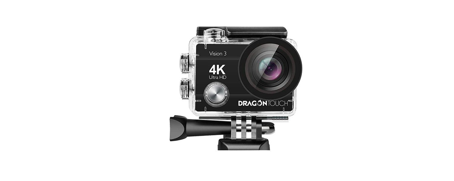 Dragon Touch 4K Cycling Camera