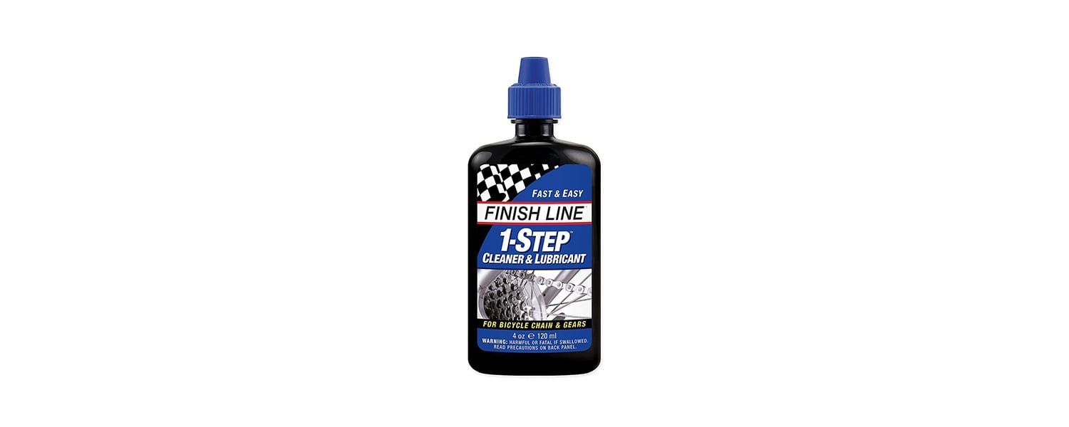 Finish Line 1-Step Bicycle Chain Cleaner and Lubricant