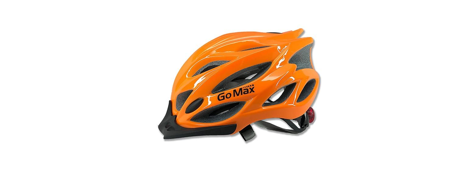 GoMax Aero Adult Bike Helmet