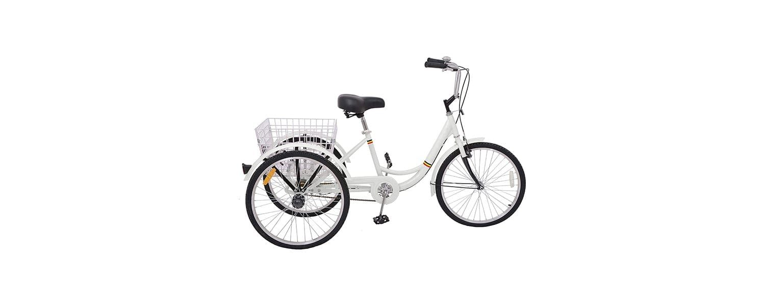 H & ZT Adult Tricycle