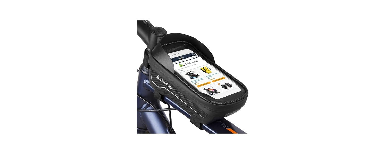 Hikenture Bike Top Tube Bag