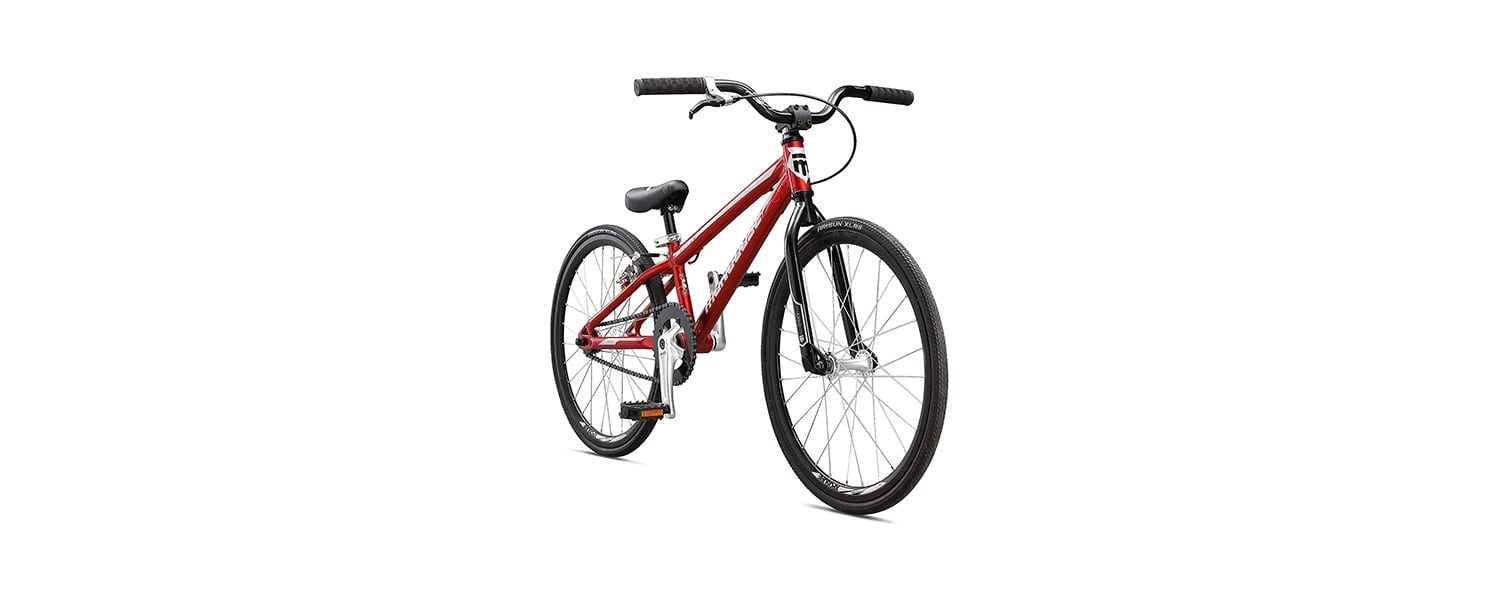 Mongoose Title Mini BMX Bike