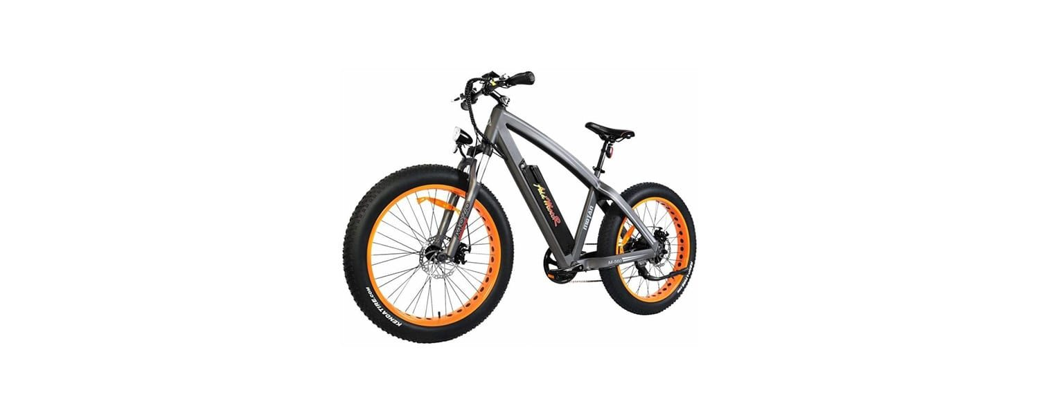 Motan Electric Mountain Bike