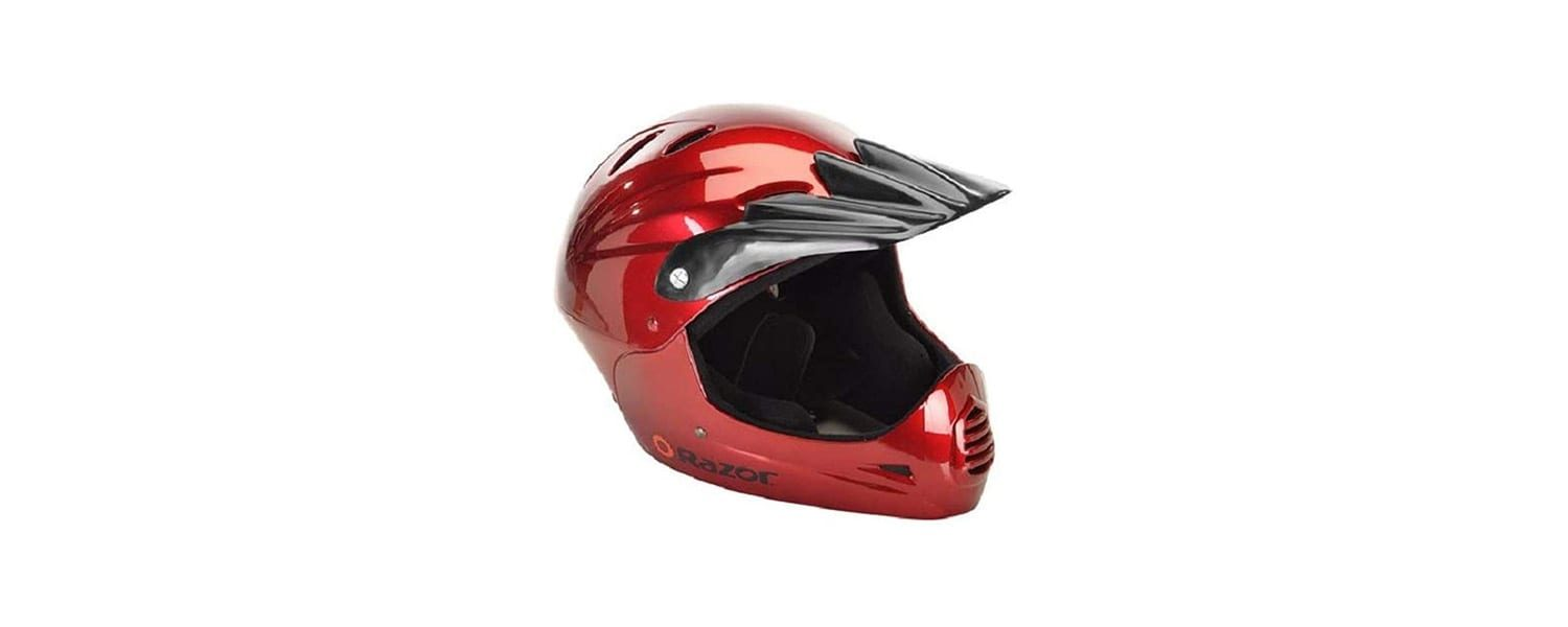 Razor Full Face Youth Bike Helmet