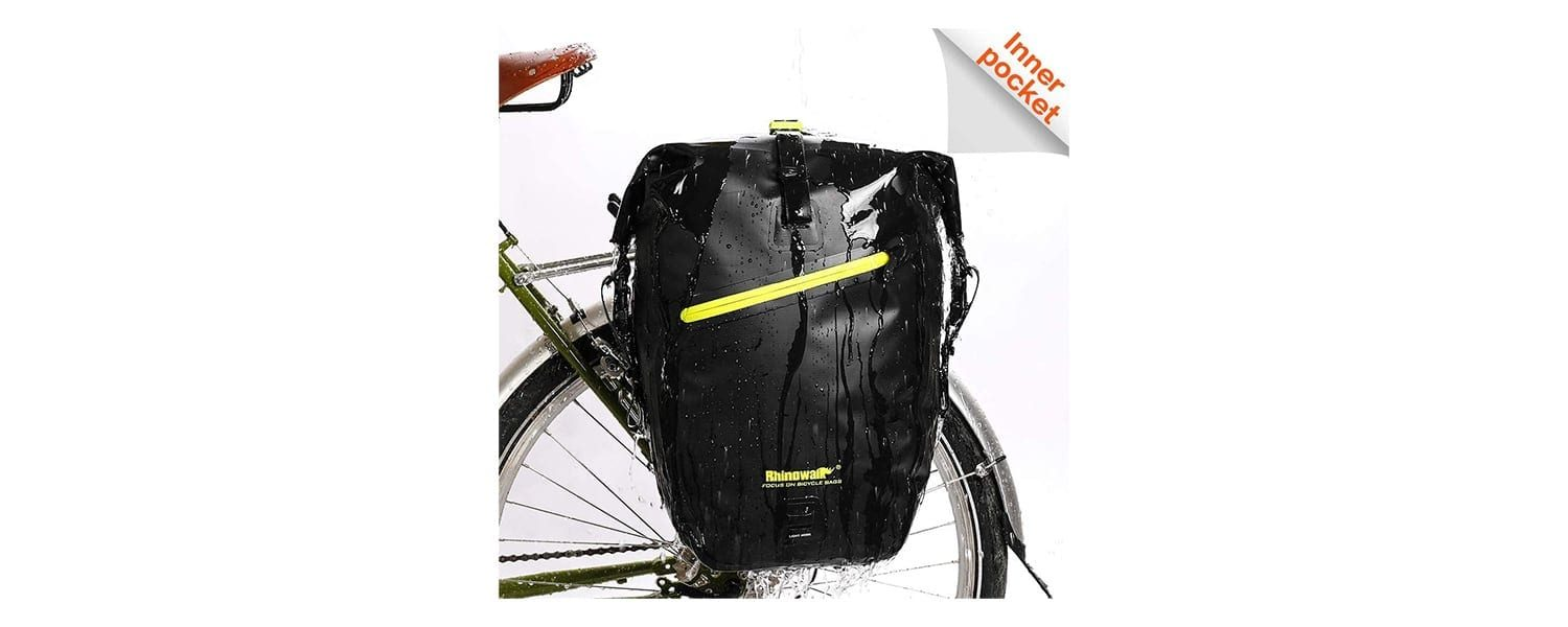 Rhinowalk Waterproof Bike Pannier Bag
