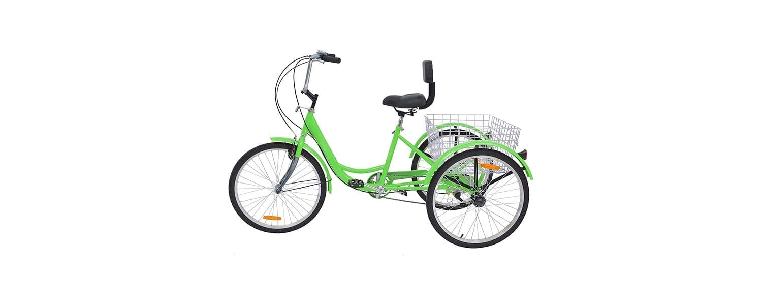 Slsy 7-Speed Adult Tricycle