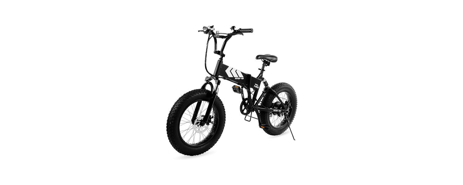 Swagtron Outlaw Fat Tire Electric Bike