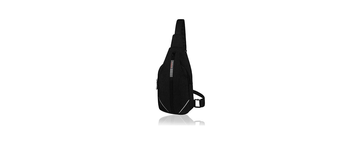 The Waterfly Small Crossbody Sling bag