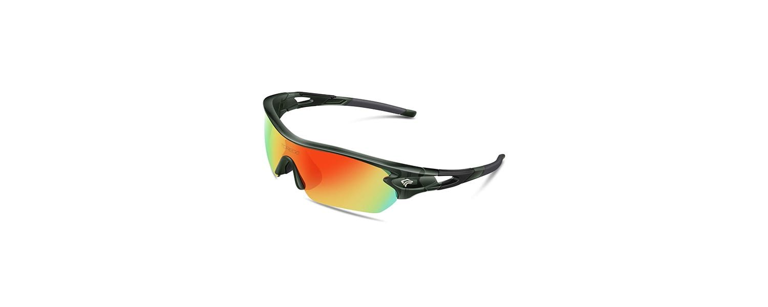 Torege Polarized Cycling Glasses