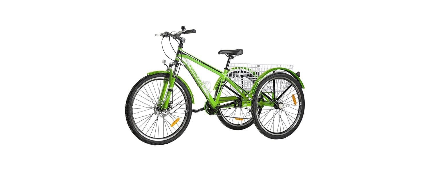 Vanell Adult Mountain Tricycle