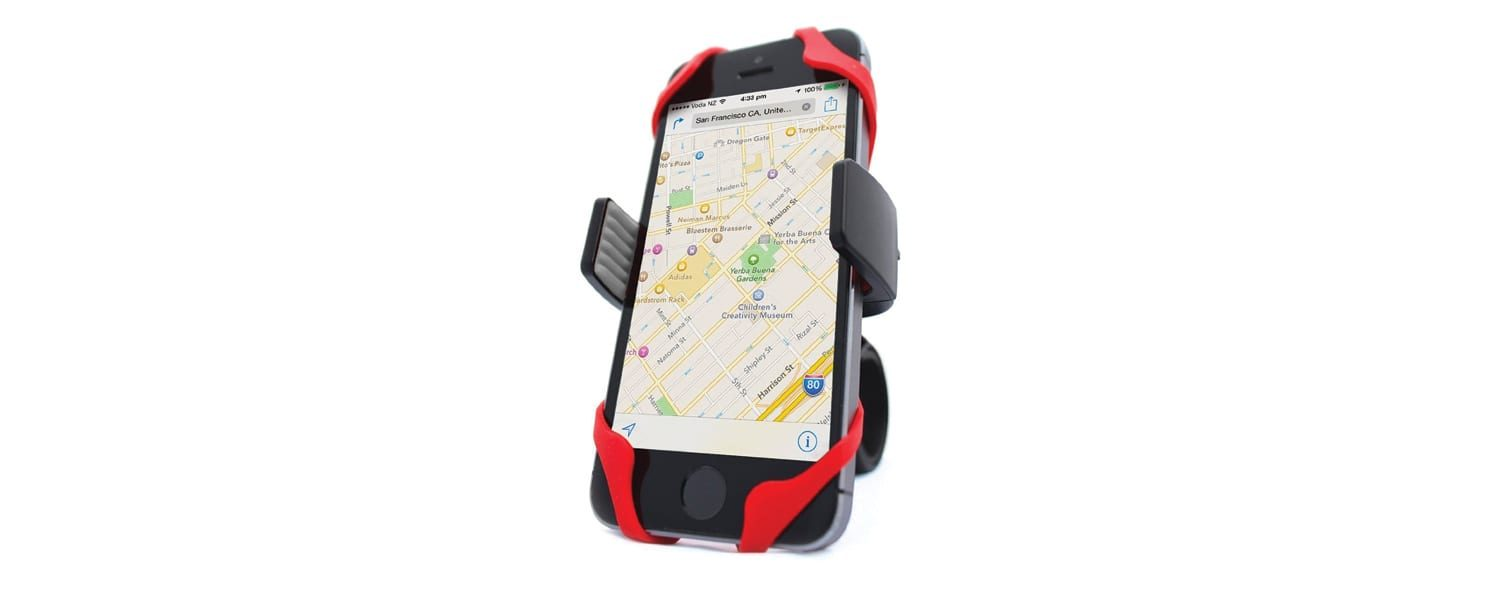Vibrelli Universal Bike Phone Mount